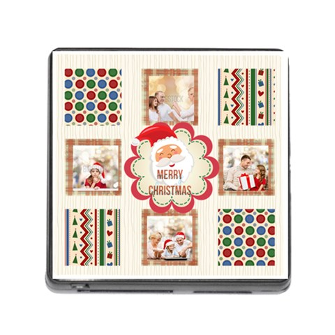 Xmas By Xmas   Memory Card Reader (square)   3s11hgqhfiww   Www Artscow Com Front