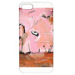 Piggy No 3 Apple Iphone 5 Hardshell Case With Stand by timelessartoncanvas