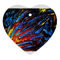 The Looking Glas Ornament (heart)