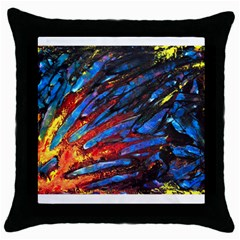 The Looking Glas Throw Pillow Cases (black)