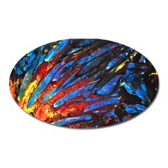 The Looking Glas Oval Magnet