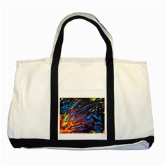 The Looking Glas Two Tone Tote Bag
