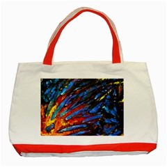 The Looking Glas Classic Tote Bag (red)
