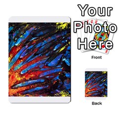 The Looking Glas Multi Purpose Cards (rectangle)  by timelessartoncanvas