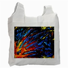 The Looking Glas Recycle Bag (one Side)