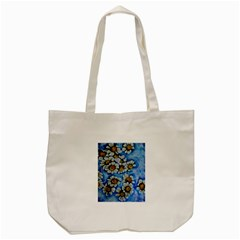 Floating On Air Tote Bag (cream)  by timelessartoncanvas
