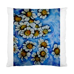 Floating On Air Standard Cushion Case (one Side)  by timelessartoncanvas