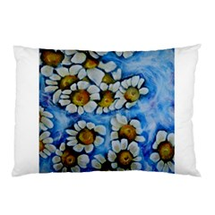 Floating On Air Pillow Cases by timelessartoncanvas