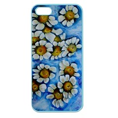 Floating On Air Apple Seamless Iphone 5 Case (color) by timelessartoncanvas