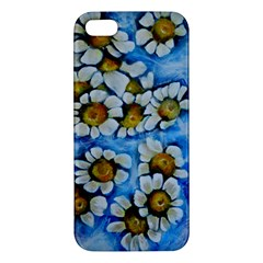 Floating On Air Iphone 5s Premium Hardshell Case by timelessartoncanvas