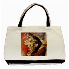 Red Mask Basic Tote Bag (two Sides)  by timelessartoncanvas