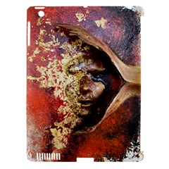 Red Mask Apple Ipad 3/4 Hardshell Case (compatible With Smart Cover) by timelessartoncanvas