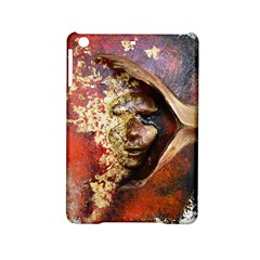 Red Mask Ipad Mini 2 Hardshell Cases by timelessartoncanvas