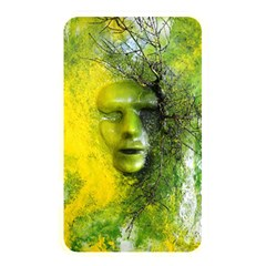 Green Mask Memory Card Reader by timelessartoncanvas
