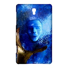 BLue Mask Samsung Galaxy Tab S (8.4 ) Hardshell Case  by timelessartoncanvas