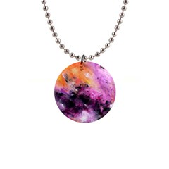 Nebula Button Necklaces by timelessartoncanvas