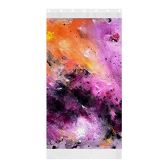 Nebula Shower Curtain 36  X 72  (stall)  by timelessartoncanvas