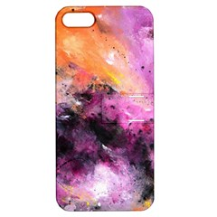 Nebula Apple Iphone 5 Hardshell Case With Stand by timelessartoncanvas