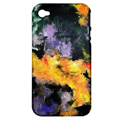 Space Odessy Apple Iphone 4/4s Hardshell Case (pc+silicone) by timelessartoncanvas