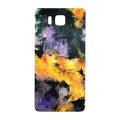 Space Odessy Samsung Galaxy Alpha Hardshell Back Case by timelessartoncanvas