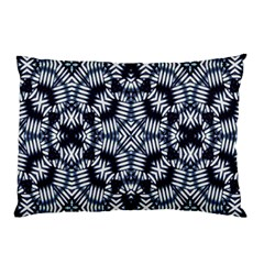Futuristic Geometric Print  Pillow Cases (two Sides)