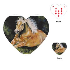 Mustang Playing Cards (heart)