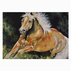 Mustang Large Glasses Cloth (2-Side) by timelessartoncanvas