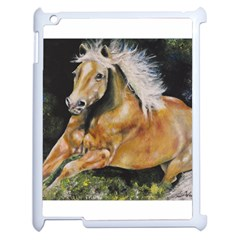 Mustang Apple Ipad 2 Case (white) by timelessartoncanvas