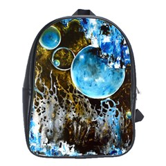 Space Horses School Bags(large)  by timelessartoncanvas