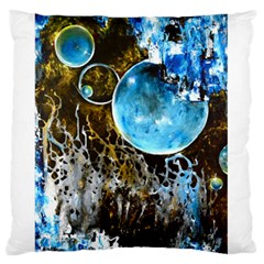 Space Horses Standard Flano Cushion Cases (One Side)  by timelessartoncanvas