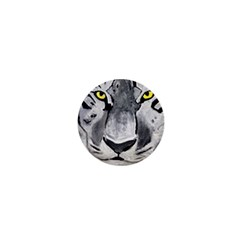 The Eye Of The Tiger 1  Mini Buttons by timelessartoncanvas