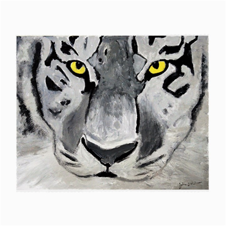 The Eye Of The Tiger Small Glasses Cloth