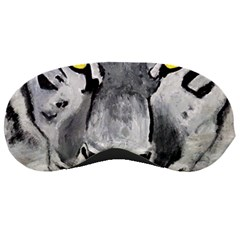 The Eye Of The Tiger Sleeping Masks by timelessartoncanvas