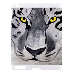 The Eye Of The Tiger Apple Ipad 3/4 Hardshell Case by timelessartoncanvas