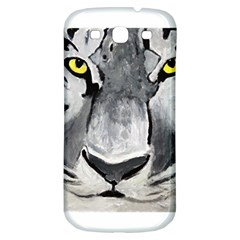 The Eye Of The Tiger Samsung Galaxy S3 S Iii Classic Hardshell Back Case by timelessartoncanvas
