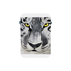 The Eye Of The Tiger Apple Ipad Mini Protective Soft Cases by timelessartoncanvas