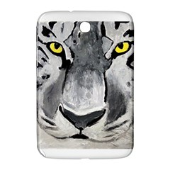 The Eye Of The Tiger Samsung Galaxy Note 8 0 N5100 Hardshell Case  by timelessartoncanvas