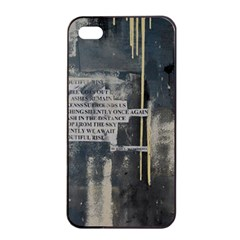The Dutiful Rise Apple Iphone 4/4s Seamless Case (black) by timelessartoncanvas