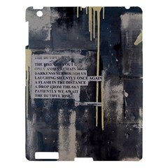The Dutiful Rise Apple Ipad 3/4 Hardshell Case by timelessartoncanvas