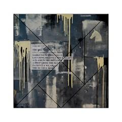 The Dutiful Rise Acrylic Tangram Puzzle (6  X 6 )