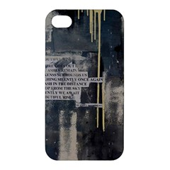 The Dutiful Rise Apple Iphone 4/4s Premium Hardshell Case by timelessartoncanvas