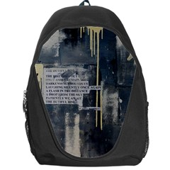 The Dutiful Rise Backpack Bag by timelessartoncanvas