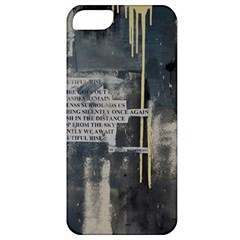 The Dutiful Rise Apple Iphone 5 Classic Hardshell Case by timelessartoncanvas