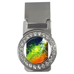 Abstract Landscape Money Clips (cz)