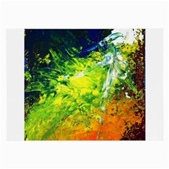 Abstract Landscape Large Glasses Cloth (2 Side)