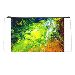 Abstract Landscape Pencil Cases