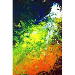 Abstract Landscape 5 5  X 8 5  Notebooks by timelessartoncanvas