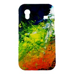 Abstract Landscape Samsung Galaxy Ace S5830 Hardshell Case  by timelessartoncanvas