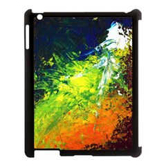 Abstract Landscape Apple Ipad 3/4 Case (black)