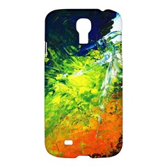 Abstract Landscape Samsung Galaxy S4 I9500/i9505 Hardshell Case by timelessartoncanvas